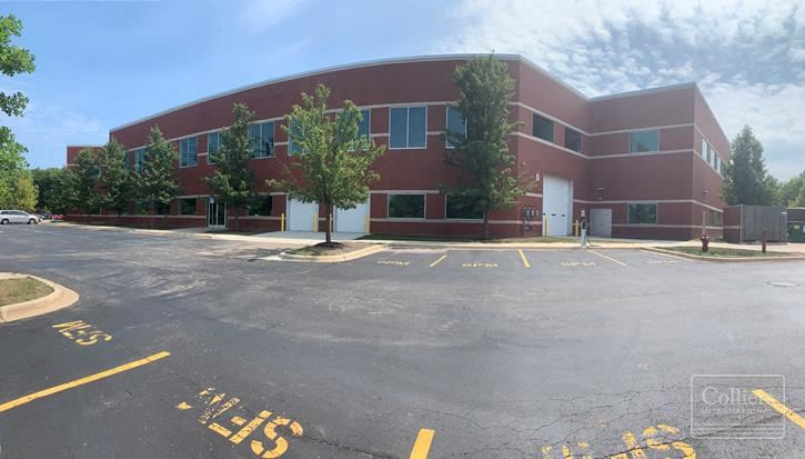 10,000-60,000 SF of Stunning High-End Office / Tech / Lab